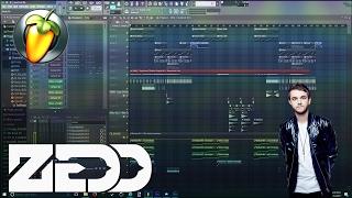 ZEDD - Spectrum FL Studio 12 Remake FREE DOWNLOAD FLP