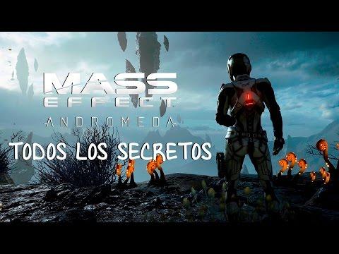 Mass Effect Andromeda - Todos los secretos