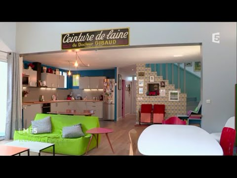 r novation d une maison de ville montreuil la maison france 5 youtube. Black Bedroom Furniture Sets. Home Design Ideas