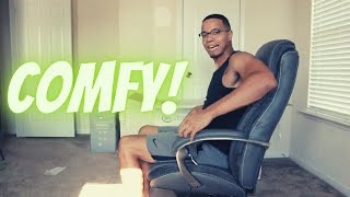 BIG & TALL OFFICE CHAIR REVIEW (robs reviews)
