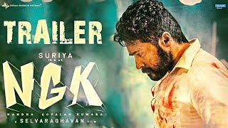 NGK - Trailer Official | Suriya | Sai pallavi | Countdown Begins | NGK Tamil Movie - Trailer