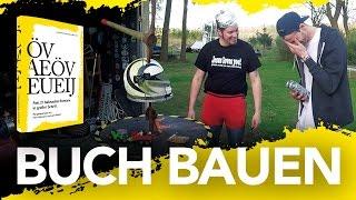 Buch schreiben + Verkauftresen bauen |Heimwerkerking / Autor Fynn Kliemann + Lars Kelbert