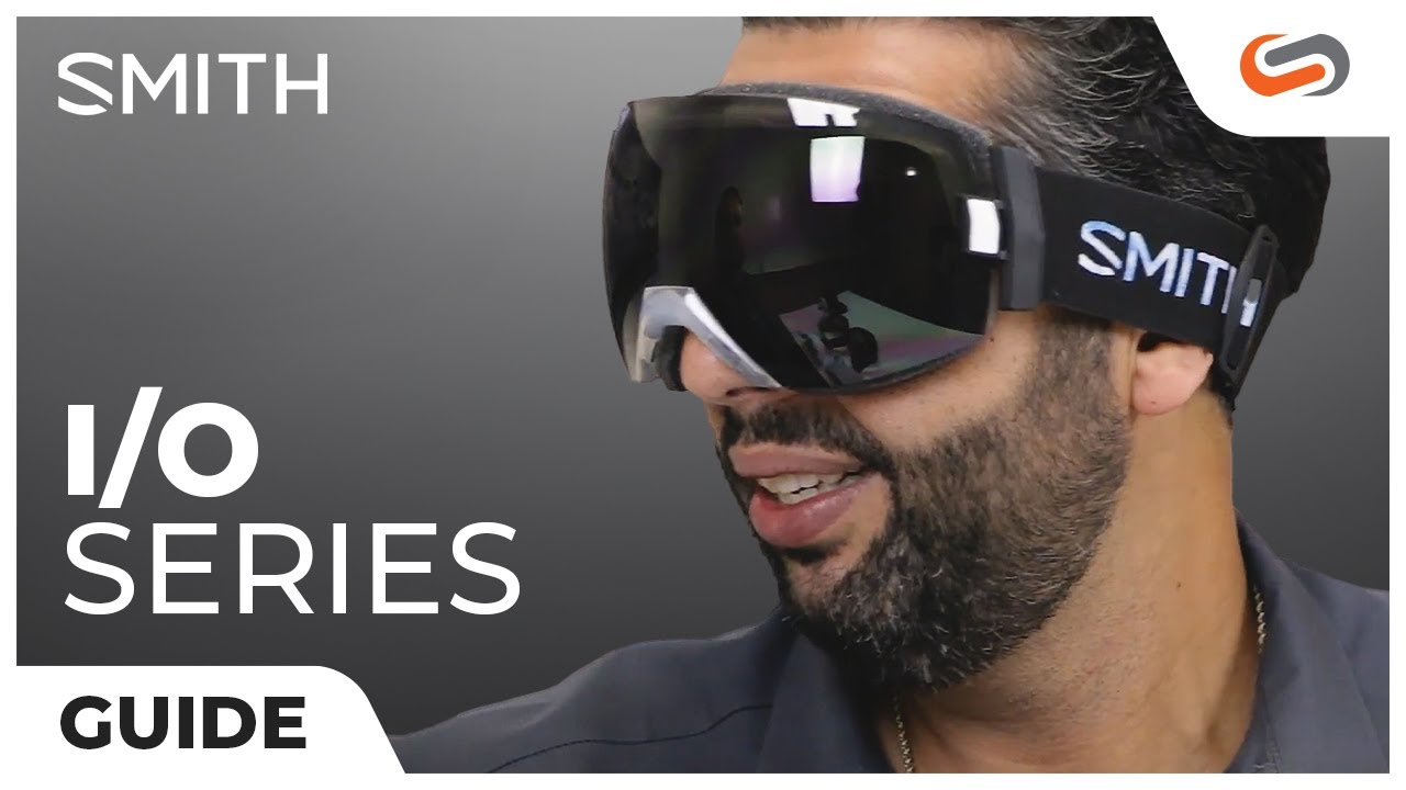 bcda81faa79 The Complete Guide to SMITH I O Goggles - YouTube