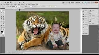 Video aula de Photoshop - Como instalar e configurar  o Plugin Knockout 2