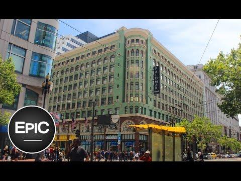 Chinatown & Downtown San Francisco / Barrio Chino & Centro de San Francisco - USA (HD)