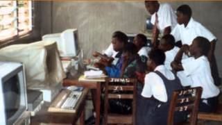 Repeat youtube video Changing the face of ICT education in Africa