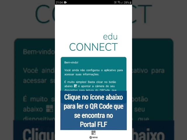 Instalando o APP Meu eduCONNECT