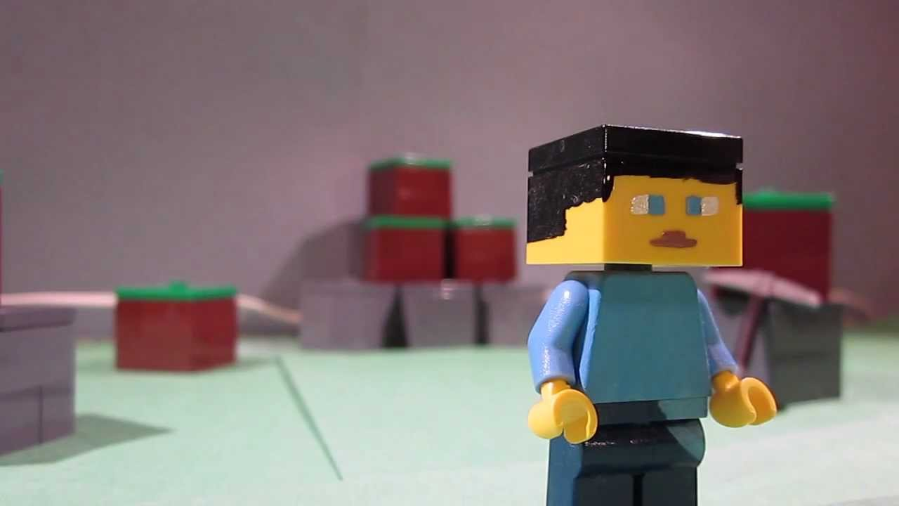 Custom Lego Minecraft Figures (SOLD OUT) - YouTube