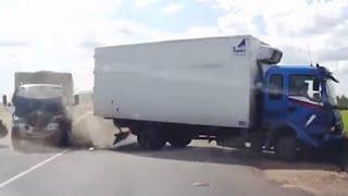 【トラック】2015年9月の交通事故動画まとめ。ドライブレコーダー