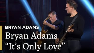 Bryan Adams in Concert: It
