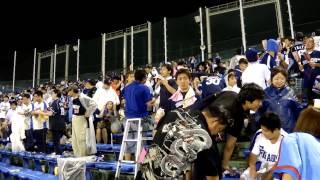 2012年9月1日(土) ヤクルト - 中日 22回戦 神宮球場での今季22回戦 レジ...