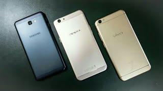 Samsung j7 prime vs oppo a57 vs vivo A66 Best phone under 15k