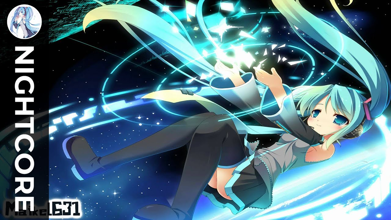 Anime Dj Girl Wallpaper Nightcore When You Leave Numa Numa Youtube