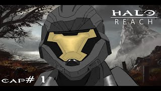 HALO Reach para pc es rikolino  😍 / Halo MCC / BIBOB Gamer