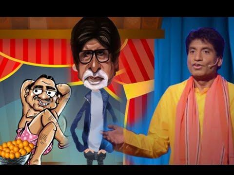 Raju Srivastav comedy (Air India) - video dailymotion