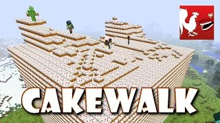 Things to do in Minecraft - Cake Walk