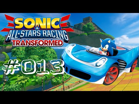 Sonic & All Stars Racing Transformed #013 | Ragequit oder DC?