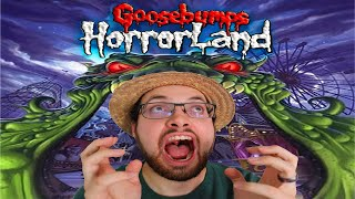 GOOSEBUMPS HORRORLAND - Too COMPLEX For It's Own Good | David Popovich