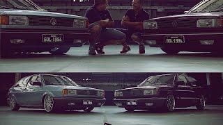Irmãos Volkswagen - Paixão por Gol Quadrado -  Canal 7008Films