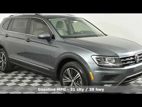 New 2019 Volkswagen Tiguan Atlanta, GA #VN19221 - SOLD