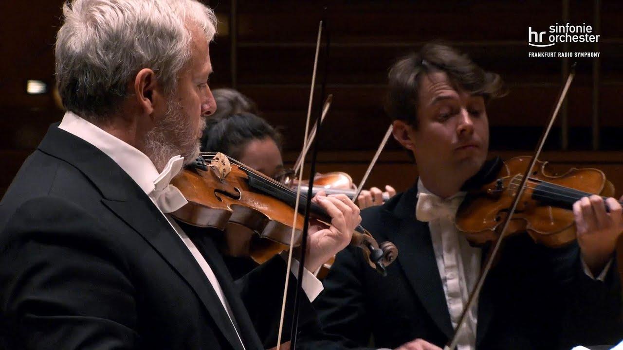 Mozart: Sinfonie Nr. 11 D-Dur KV 84 ∙ hr-Sinfonieorchester ∙ Fabio Biondi