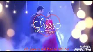 Cute couple dance 💗💖💕romantic song 💗💖💕new whatsapp status 2018