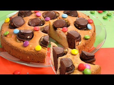 Kinder-Party-Kuchen // Backen! - YouTube