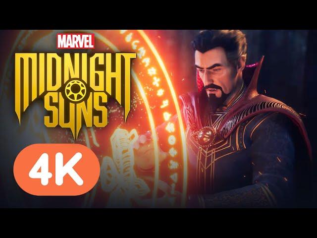 Marvel Midnight Suns - Official Reveal Trailer | gamescom 2021