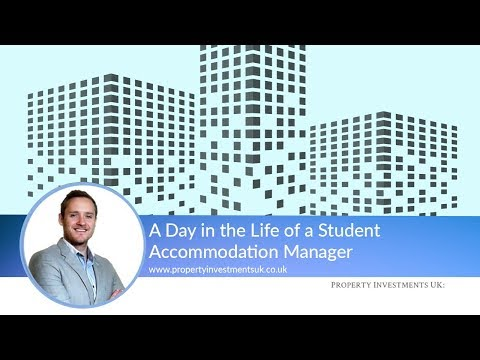 A Day in the Life of a Student Accommodation Manager