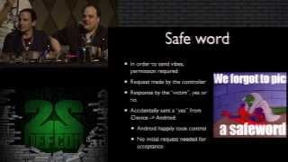 Panel - DEF CON Comedy Jam Part VII, Is This The One With The Whales?