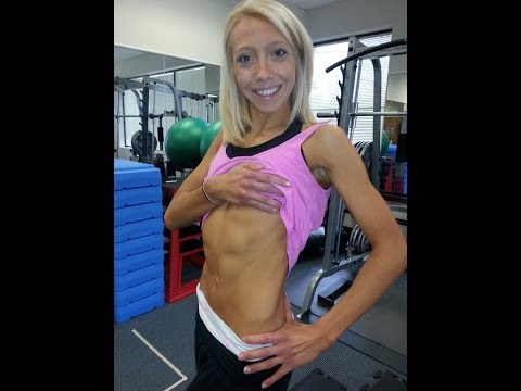 Train Abs With Abbie! Workout For Tight Muscular Abs Male Or Female