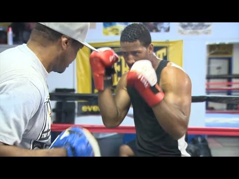 What boxing may do to the brain