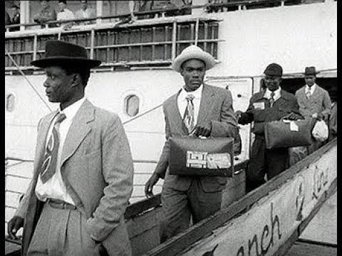 Histoires immigration, archives TV europeennes, commentaires d epoque