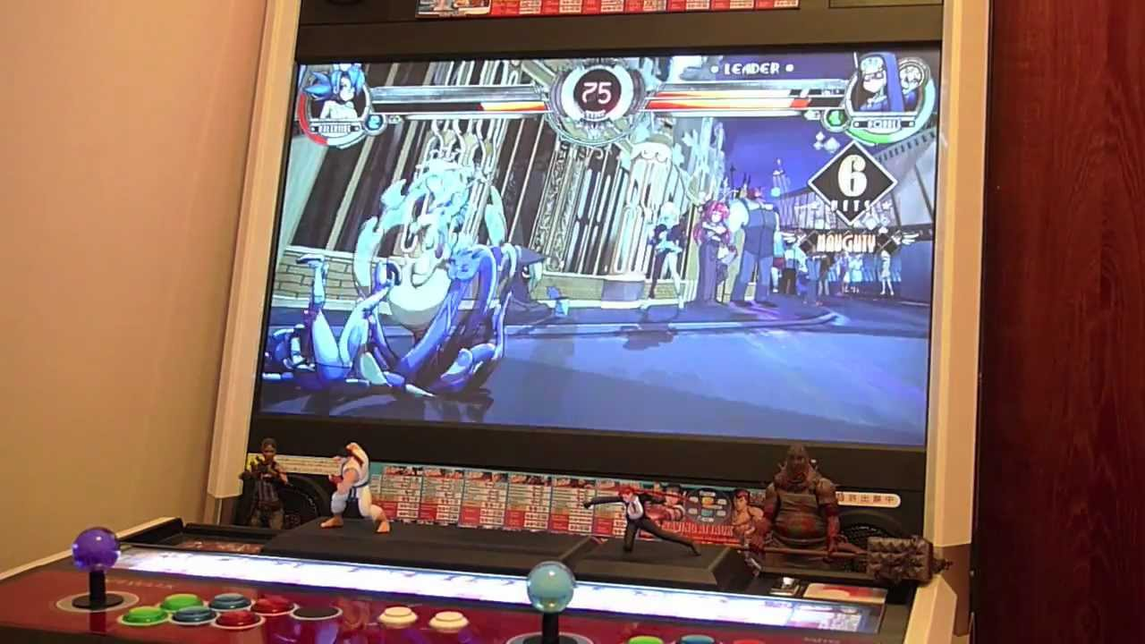 Ultimate Vewlix Arcade Setup  Mini MAC 2011 ATI 6300M