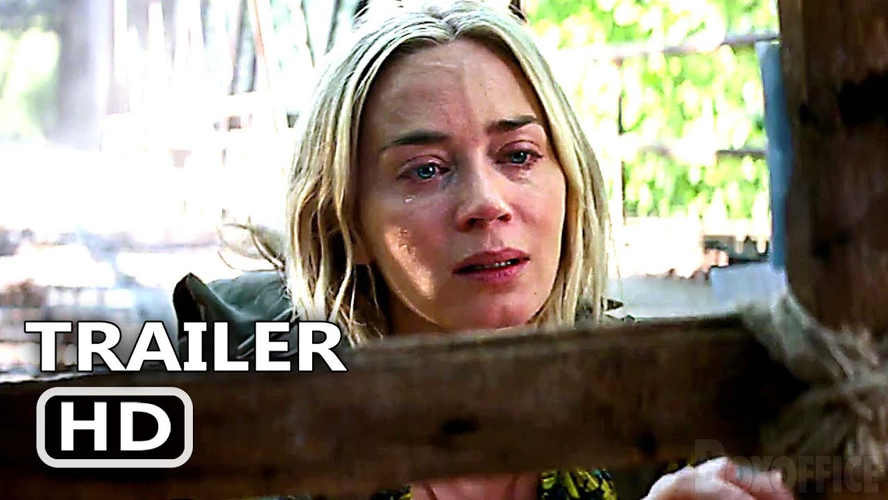 Download A QUIET PLACE 2 Final Trailer (NEW, 2021) Emily Blunt Movie