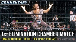 First Elimination Chamber Match Survivor Series 2002 Commentary (Smark Announce Table | Smack Talk)
