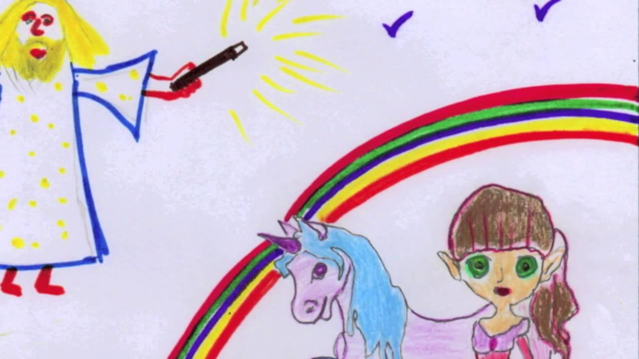 "Imagenes De Unicornios Infantiles: ""La Princesa Y El Unicornio"""