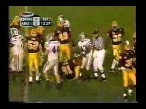 2002 Holiday Bowl - #6 Kansas State 34  Arizona State 27 - December 27, 2002 - Football