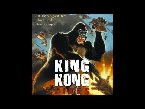 King Kong Lives(1986) | Movie Review