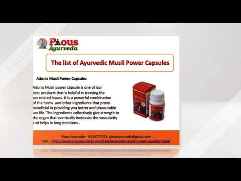 MusliPower Xtra | Energy for entire family | Regain Stamina | Buy in USA-Canada-UK-Gulf from YouTube · Duration:  1 minutes 29 seconds