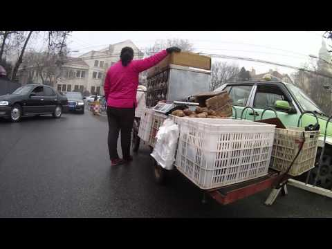 Sweet Potato Guy's Wife, Qingdao, China