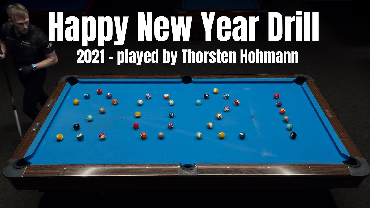 "Happy New Year Drill ""2021"""