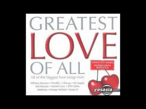 เพลงสากล Greatest love of all - Whitney Houston