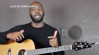 Lucid Dreams JUICE WRLD ACOUSTIC GUITAR TUTORIAL.mp3