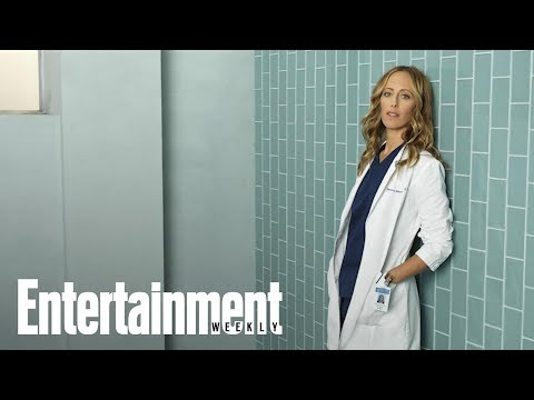 'Grey's Anatomy' Is Bringing Back Kim Raver This Season | News Flash | Entertainment Weekly
