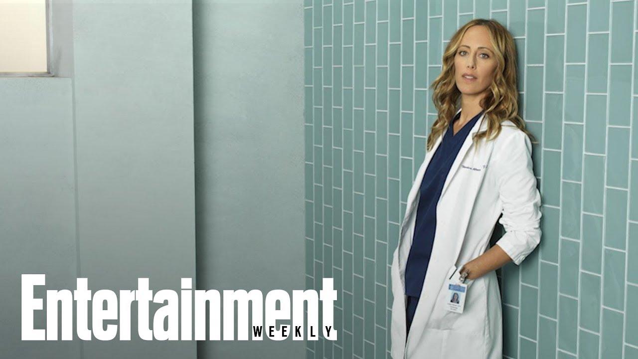 Greys Anatomy Is Bringing Back Kim Raver This Season News Flash