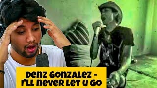 Download lagu SINGER Reacts to Steelheart i ll never let you go cover by dens gonjalez