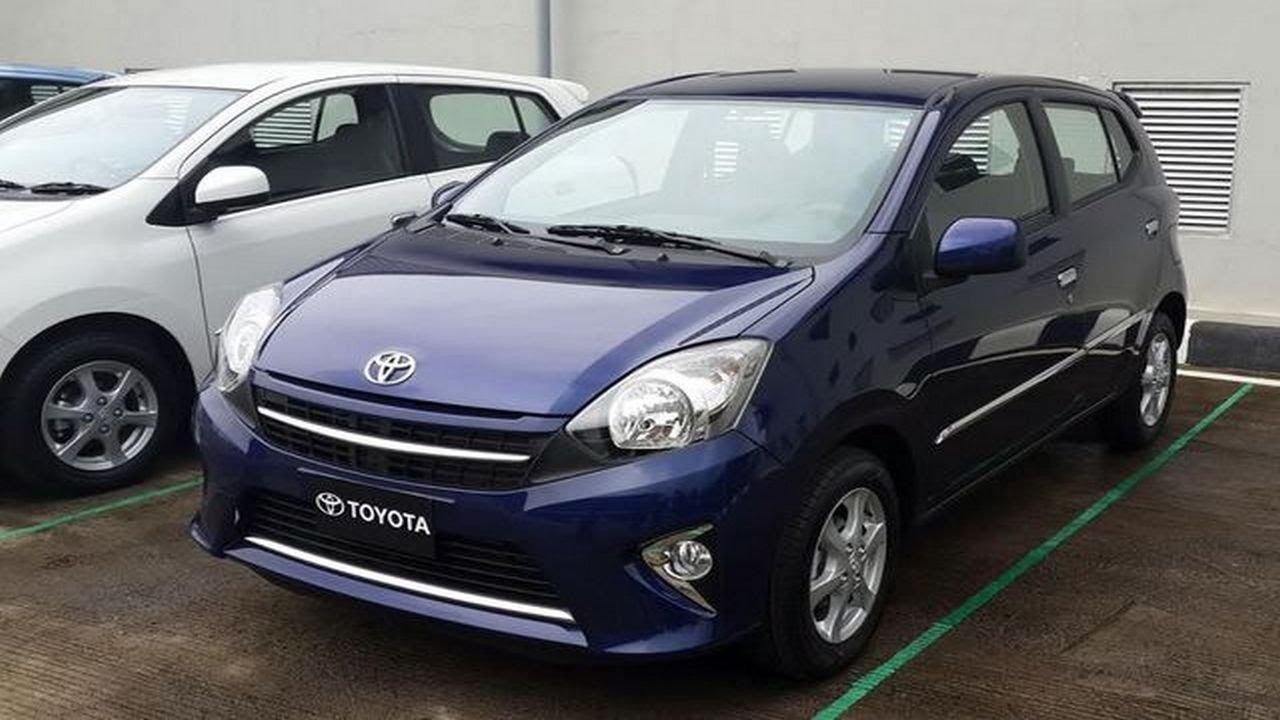 Toyota Wigo 2017 Price In Sri Lanka >> Toyota Wigo 2014 - YouTube