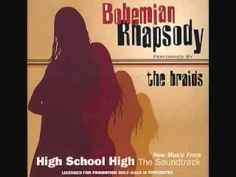 The Braids-Bohemian Rhapsody
