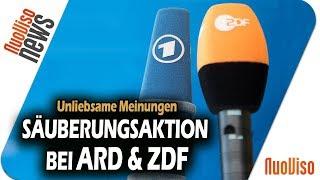 Säuberungsaktion bei ARD & ZDF - NuoViso News #34